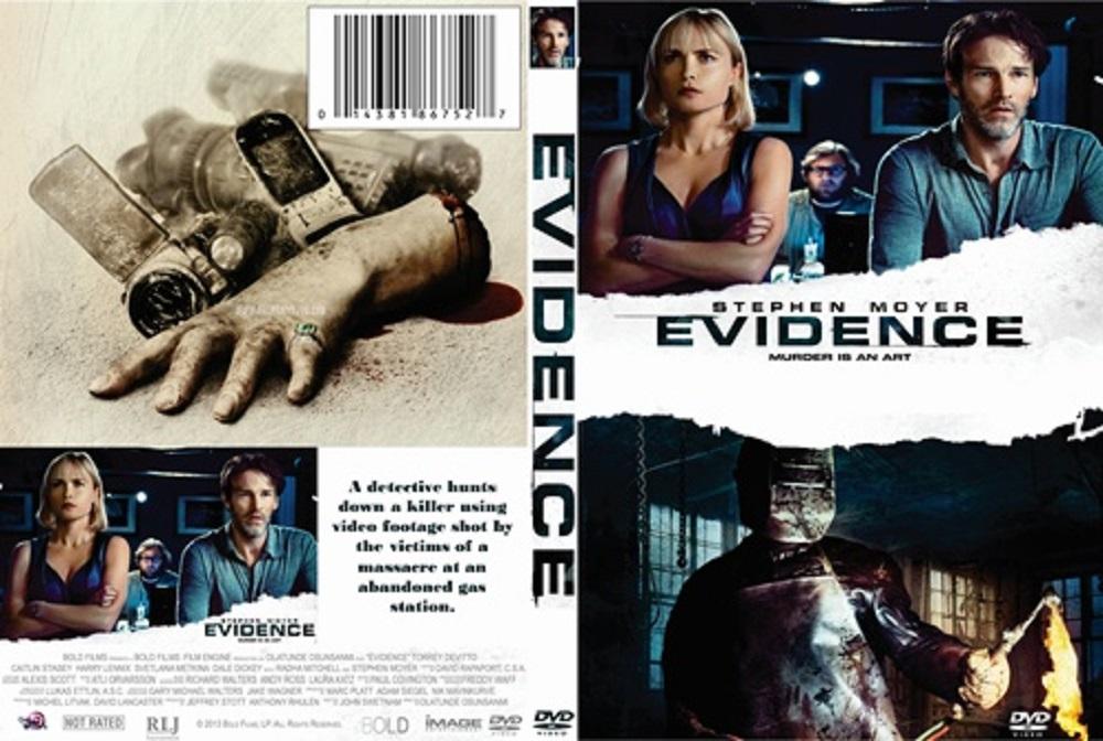 Evidence ชนวนฆ่าขนหัวลุก 2013