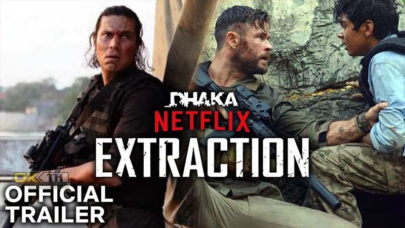 Extraction คนระห่ำภารกิจเดือด (2020) Netflix
