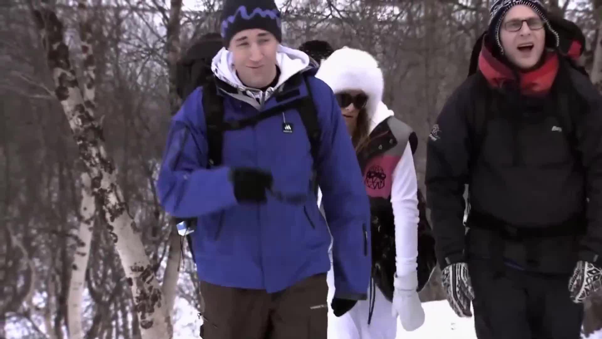 Dead Snow 1 ผีหิมะ กัดกระชากโหด (2009)