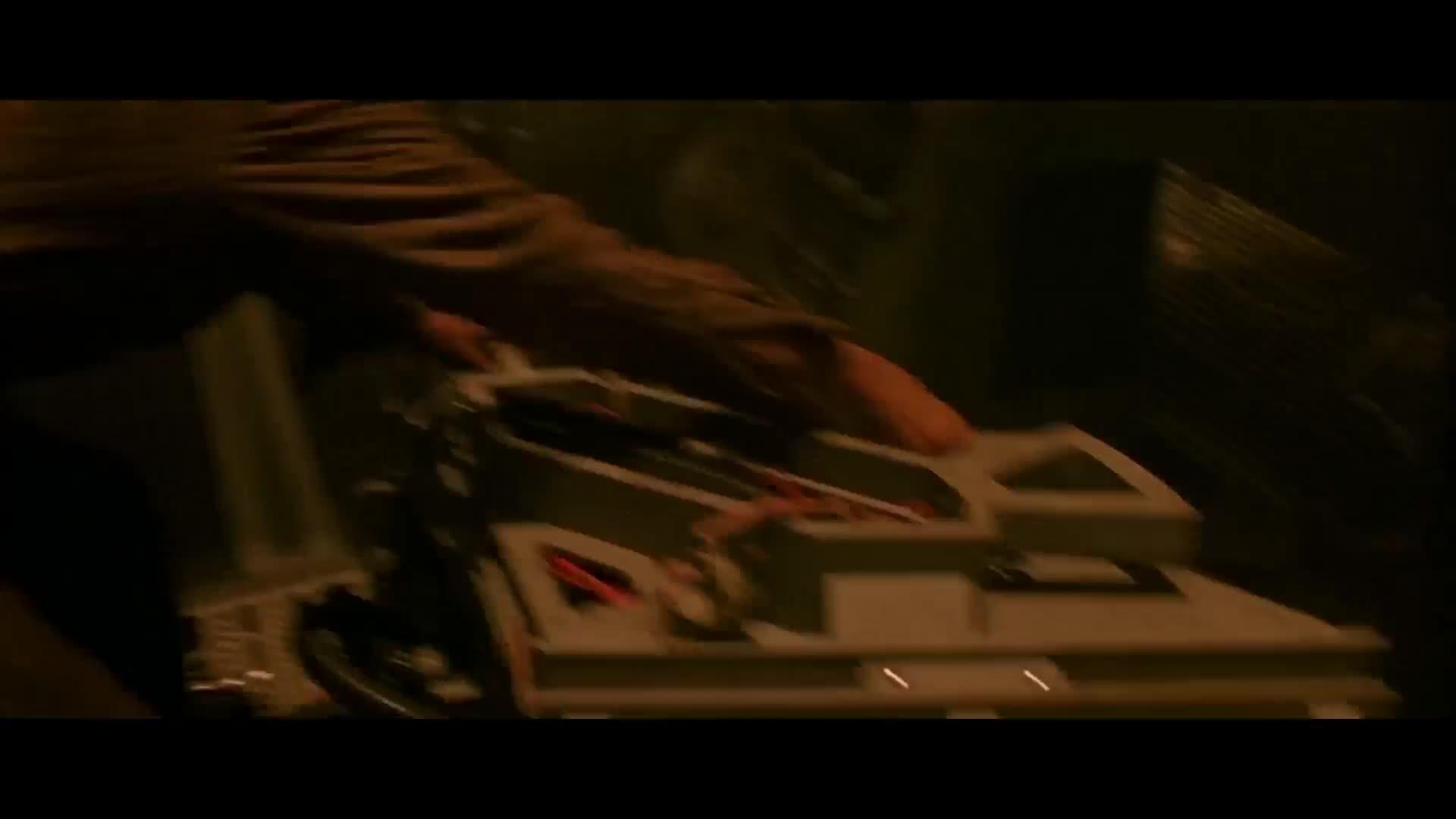 Pitch Black of Riddick ริดดิค 1 ฝูงค้างคาวฉลามสยองจักรวาล (2000)