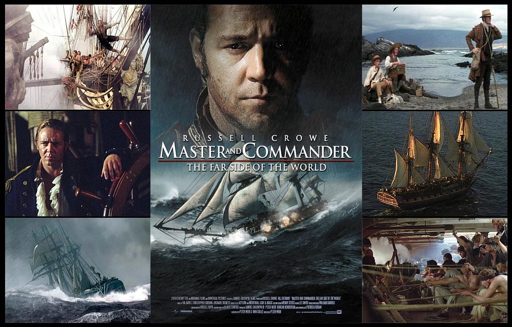 Master And Commander The Far Side of the World มาสเตอร์ แอนด์ คอมแมนเดอร์ ผู้บัญชาการล่าสุดขอบโลก (2003)