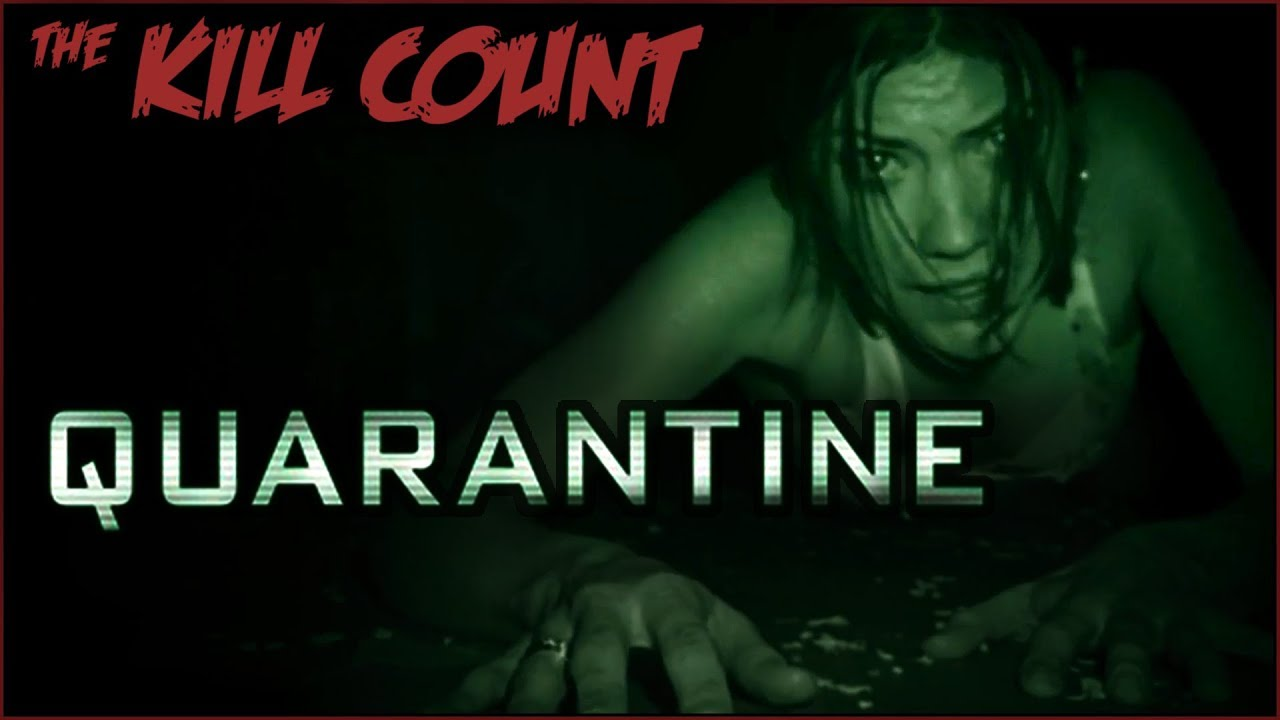 Quarantine ปิดตึกสยอง (2008)