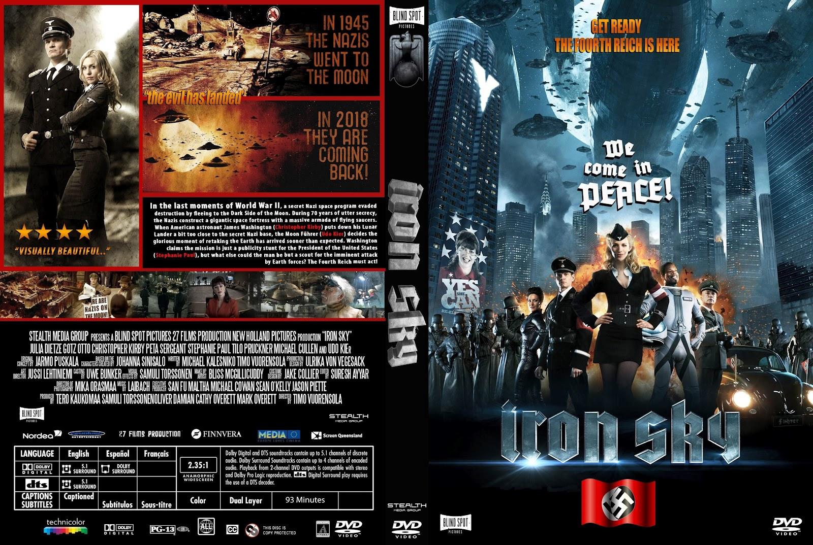 Iron Sky 2018 ทัพเหล็กนาซีถล่มโลก (2012)
