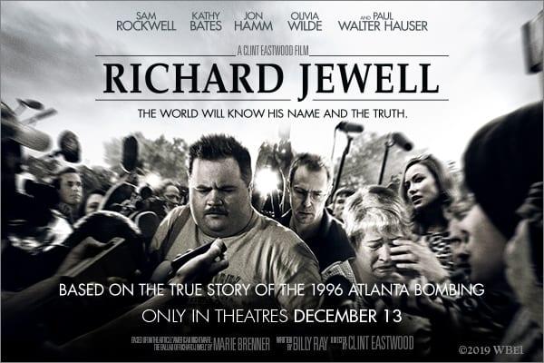 Richard Jewell พลิกคดี ริชาร์ด จูลล์ (2019)