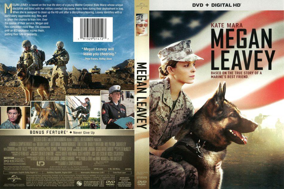 Megan Leavey ยอดสุนัขพิทักษ์สมรภูมิ (2017)