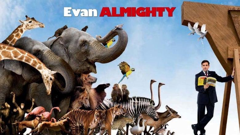 Evan Almighty พี่ขอเป็นพระเจ้าด้วยคน (2007)