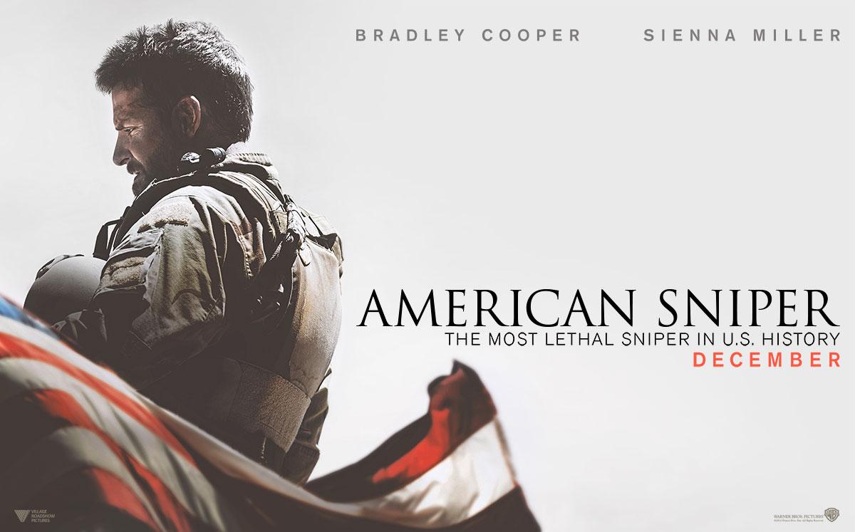 American Sniper อเมริกัน สไนเปอร์ (2014)