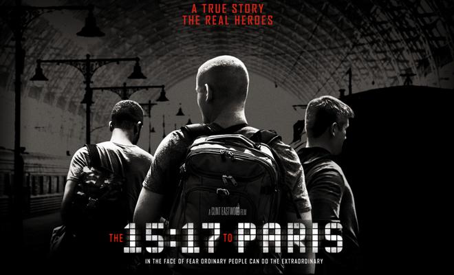 The 15-17 to Paris เดอะ ฟิฟทีน เซเว่นทีน ทู ปารีส (2018)