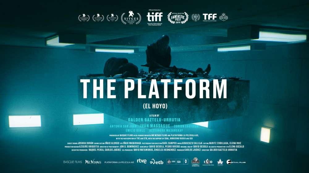 The Platform เดอะ แพลตฟอร์ม (2019)