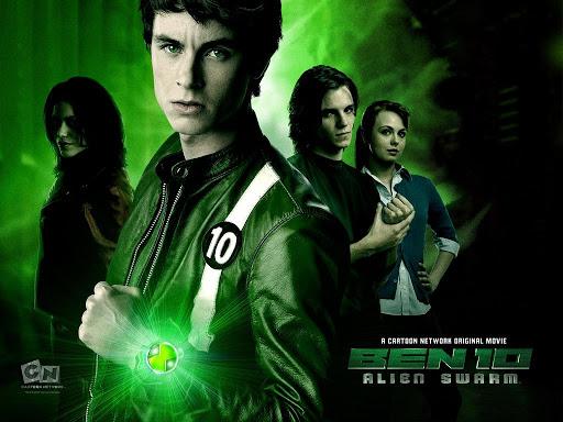 Ben 10 Alien Swarm เบ็นเท็น ฝ่าวิกฤติชิปมรณะ (2009)
