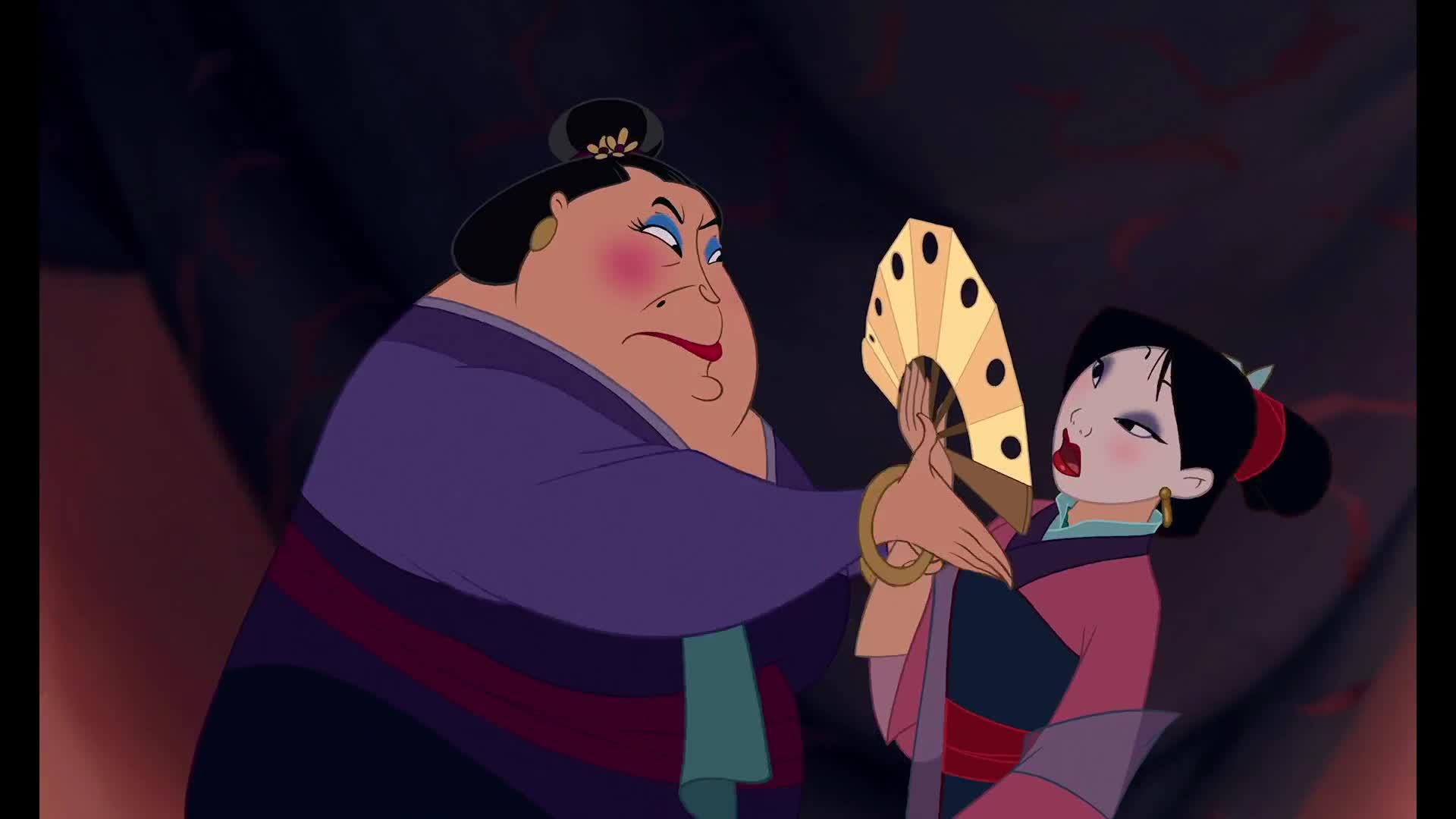 Mulan 1 มู่หลาน ภาค 1 (1998)