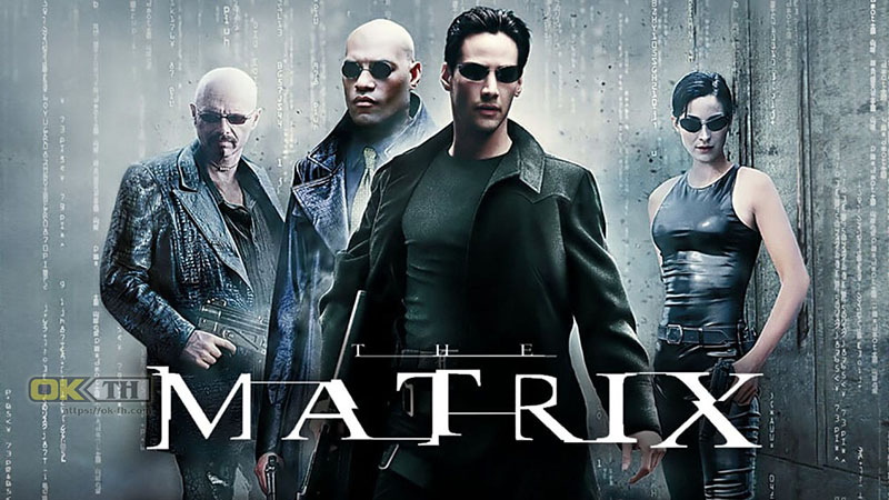 The Matrix เดอะเมทริกซ์ (1999)