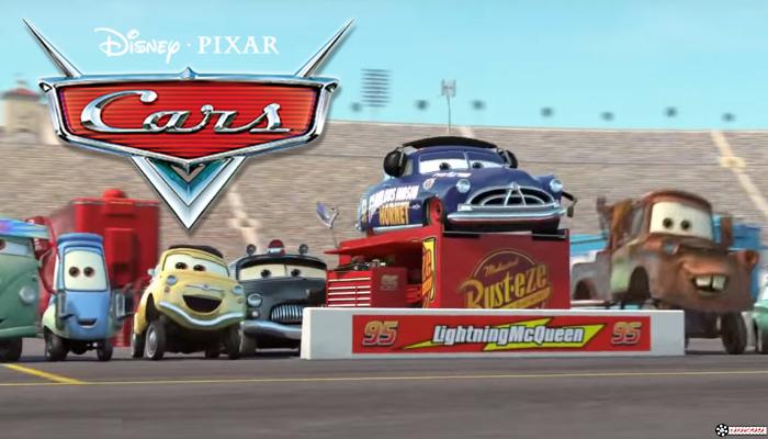 Cars 4 ล้อซิ่ง...ซ่าท้าโลก (2006)