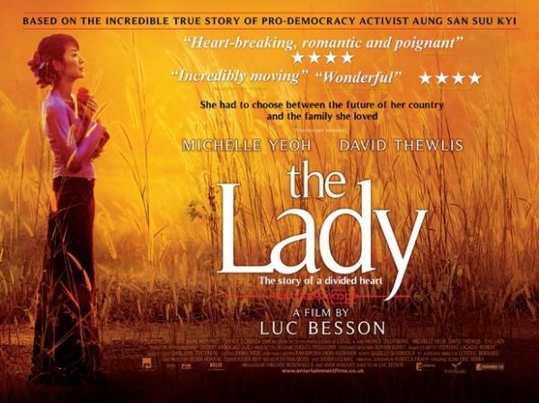 The Lady อองซานซูจี ผู้หญิงท้าอำนาจ (2011)