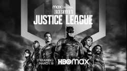 Justice League Snyder Cut (2021)