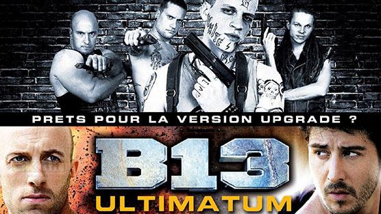 District B13 Ultimatum คู่ขบถคนอันตราย 2 (2009)