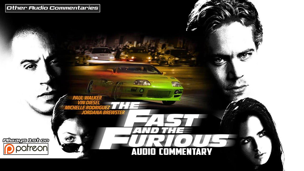 The Fast and the Furious เร็วแรงทะลุนรก (2001)