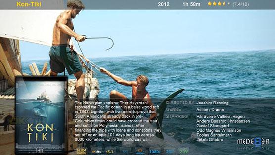 Kon-Tiki ลอยทะเลให้โลกหงายเงิบ (2012)