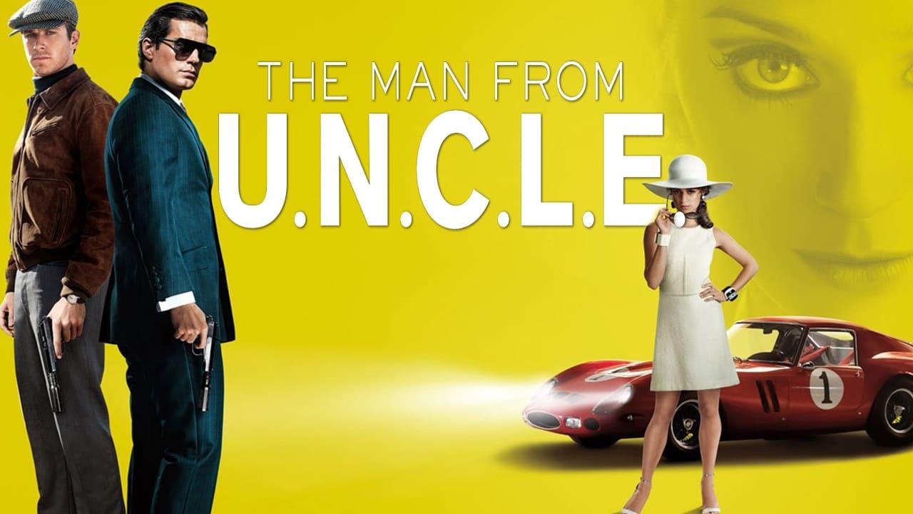 The Man from U.N.C.L.E. เดอะ แมน ฟรอม อั.ง.เ.คิ.ล. คู่ดุไร้ปรานี (2015)