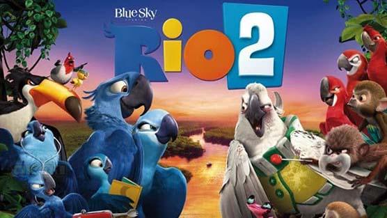 Rio 2 ริโอ เจ้านกฟ้าจอมมึน 2 (2014)